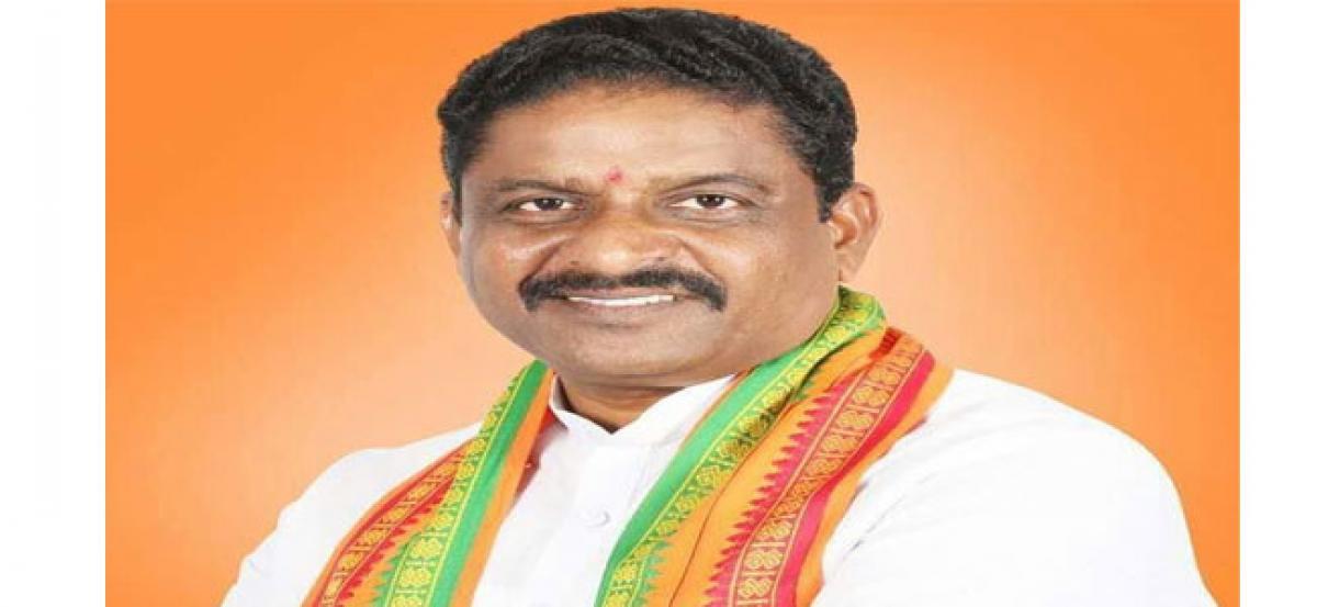 Madhavaram condemns attack on Amit Shah