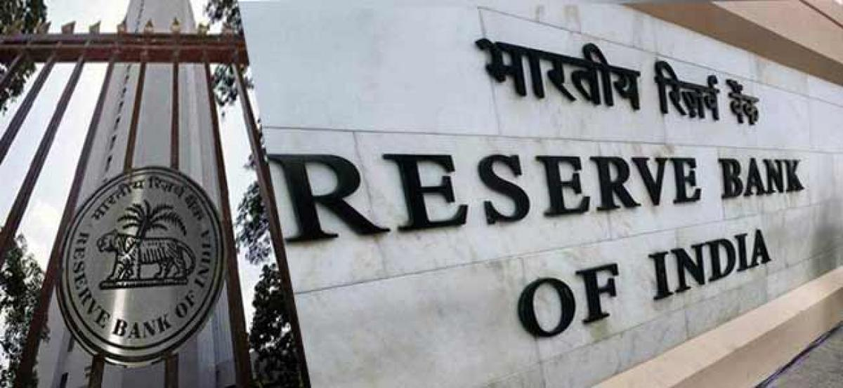 RBI eases cash reserve rules to ease liquidity