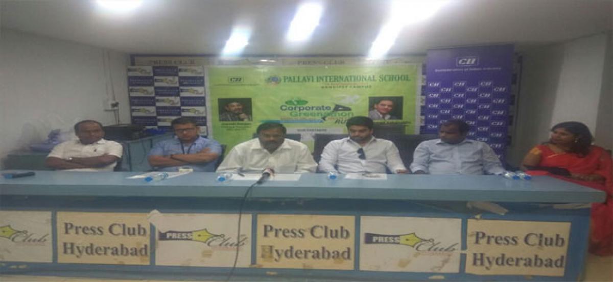 CII to hold 'Corporate Greenathon' on June 3