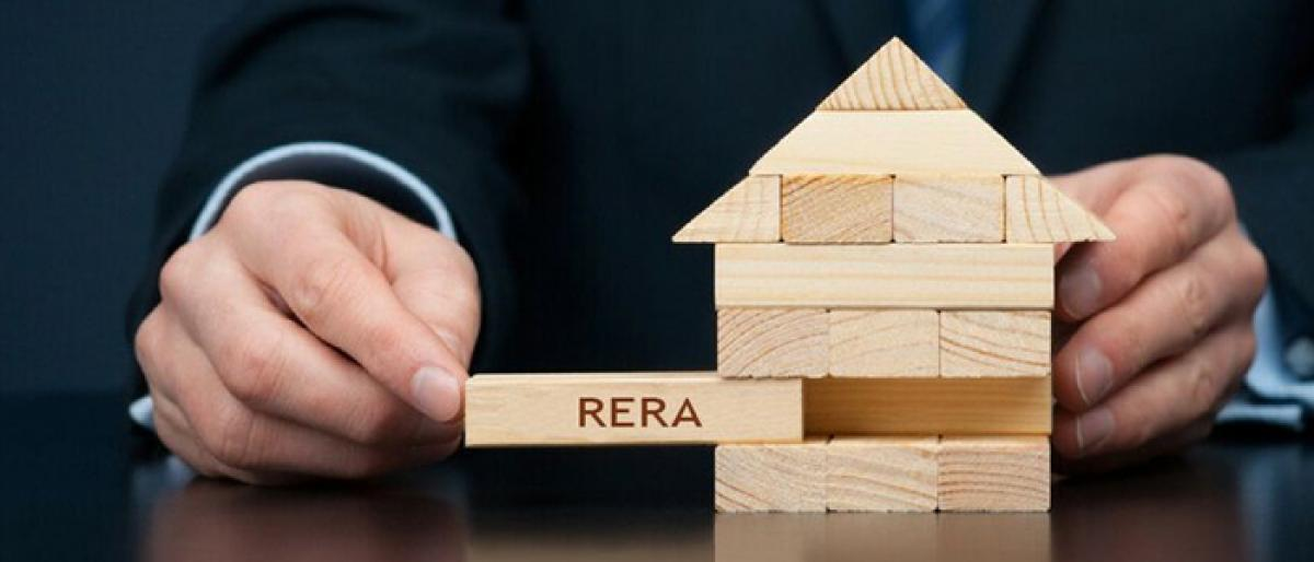 RERA will make realty biz more transparent, organised
