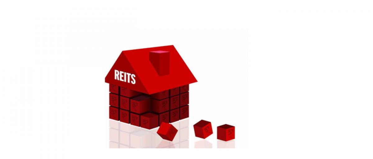 REITs to boost investments into realty