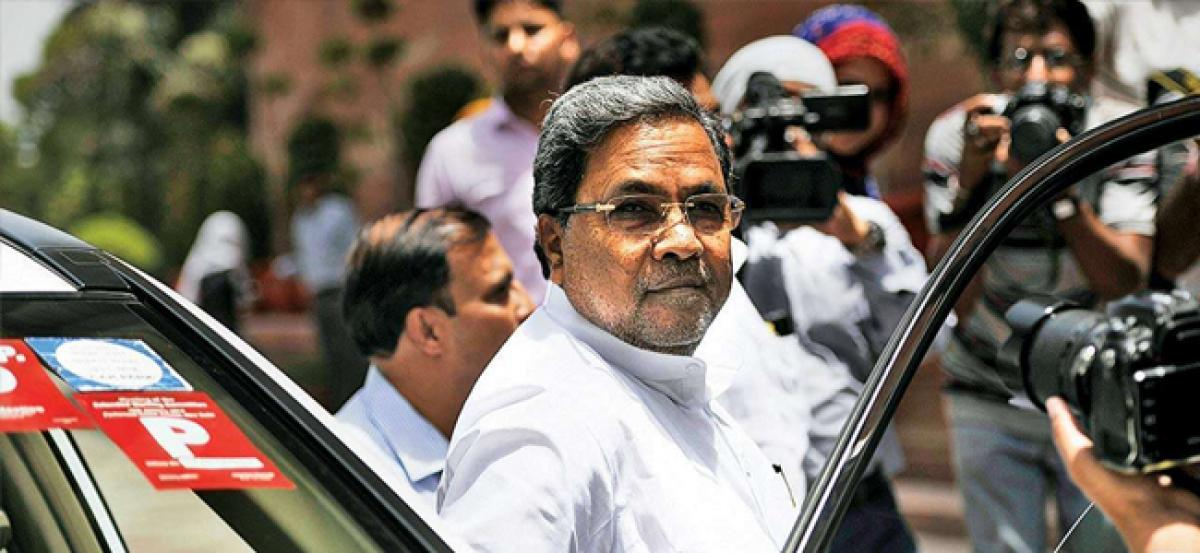 Siddaramaiah calls video leak unethical, says not unhappy about Cong-JD(S) coalition
