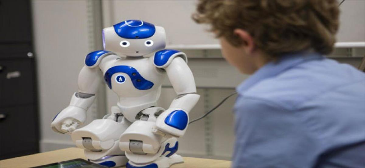 Robots may influence children's opinions
