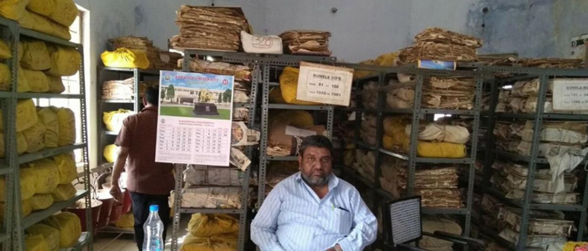 Warangal's RSARI in a state of neglect