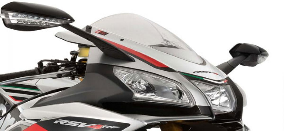 A New RSV4 Brewing In The Aprilia Labs?
