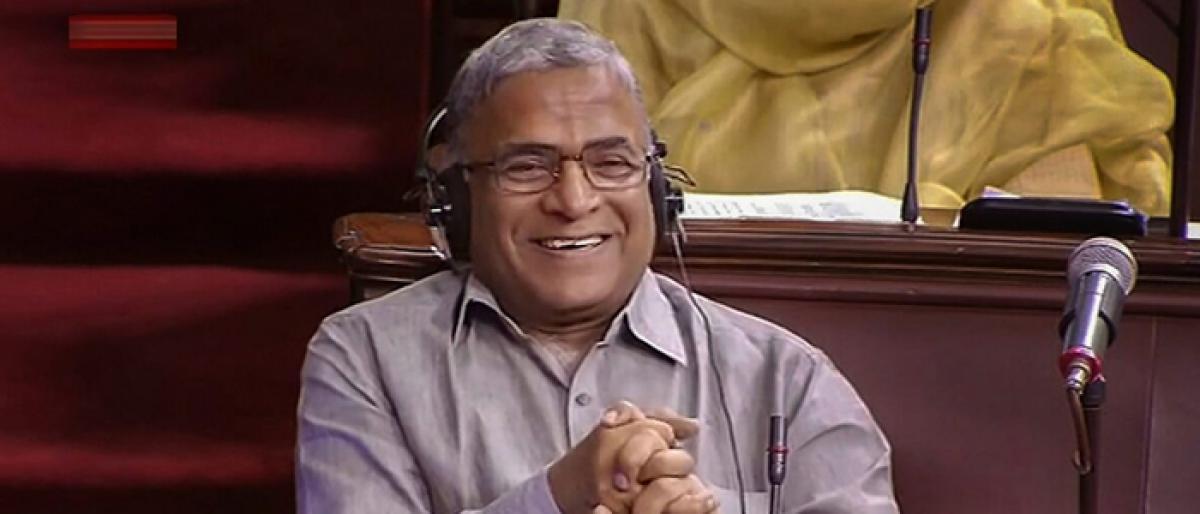 A peek into future: Rajya Sabha deputy chairman