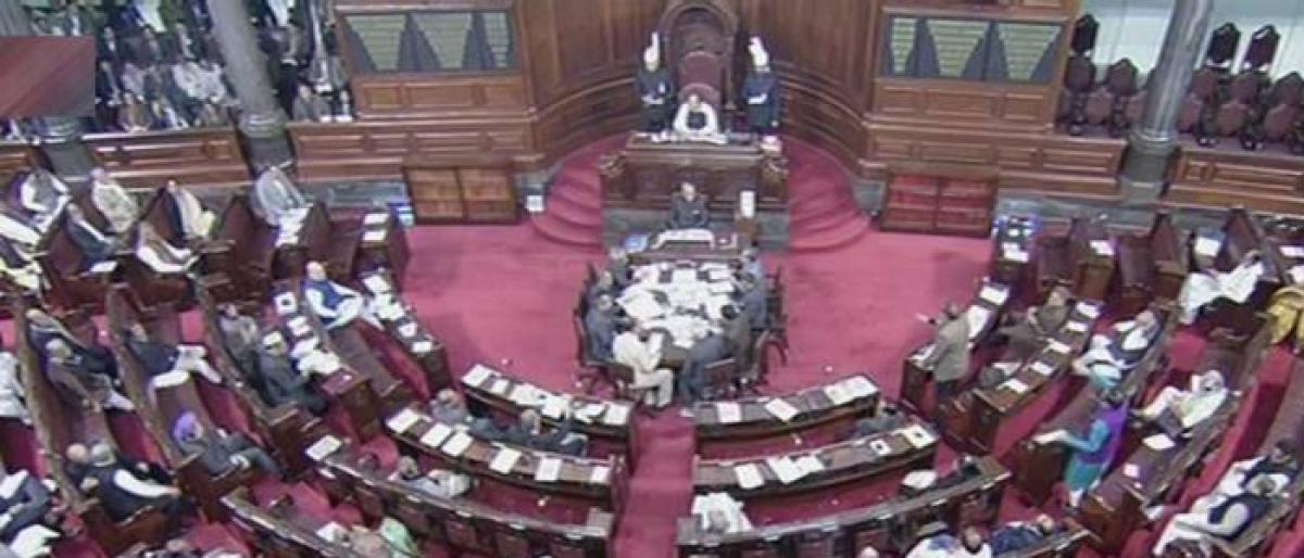 Battleground set for Rajya Sabha Deputy Chairman post