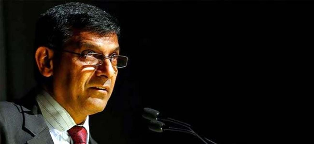 Slow Decision-Making A Factor In Mounting Bad Loans: Raghuram Rajan
