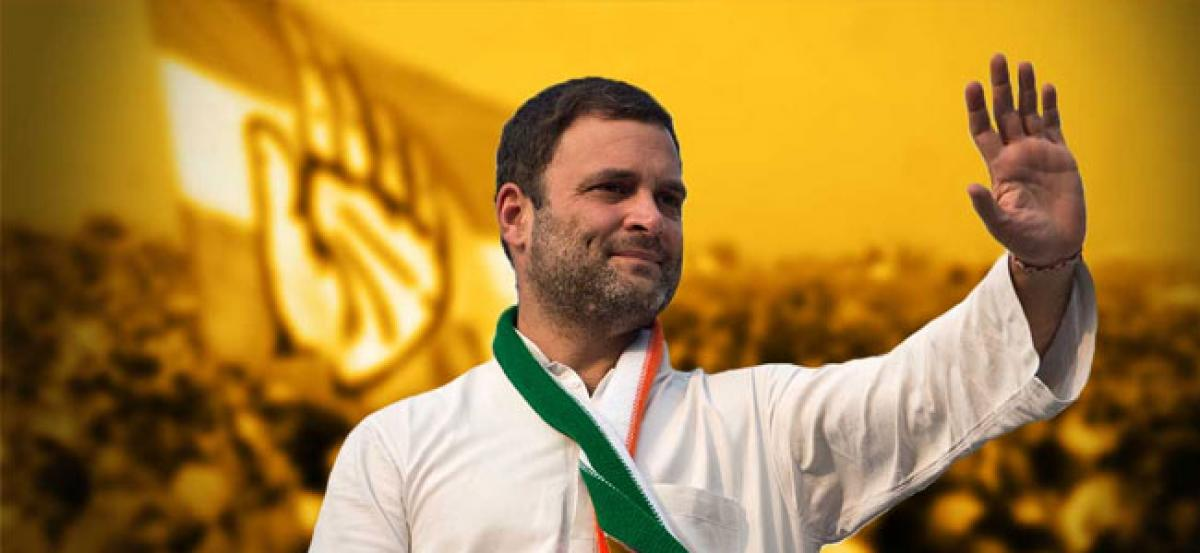 Rahul Gandhi not likely to get entry into OU campus