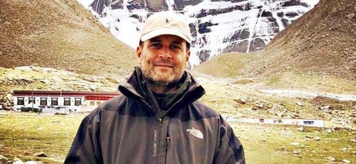 Congress asks haters can they 'keep up' with Rahul Gandhi, releases Fitbit data
