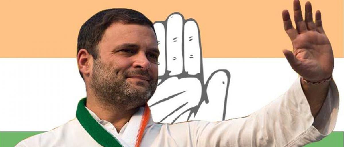 Rahul's juvenile worldview