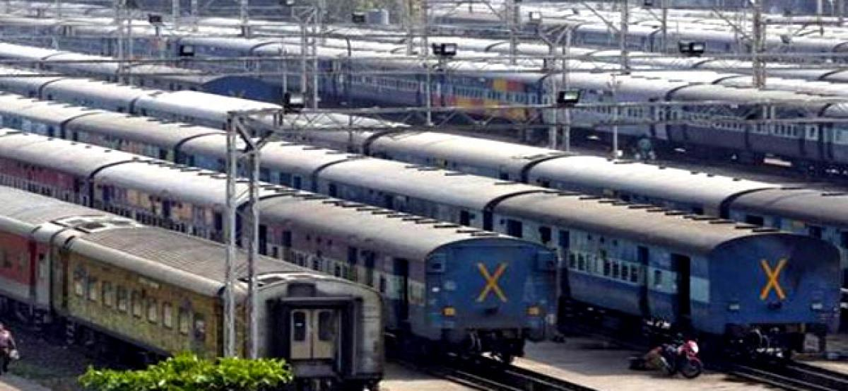 Northern Railways gets automatic coach cleaning
