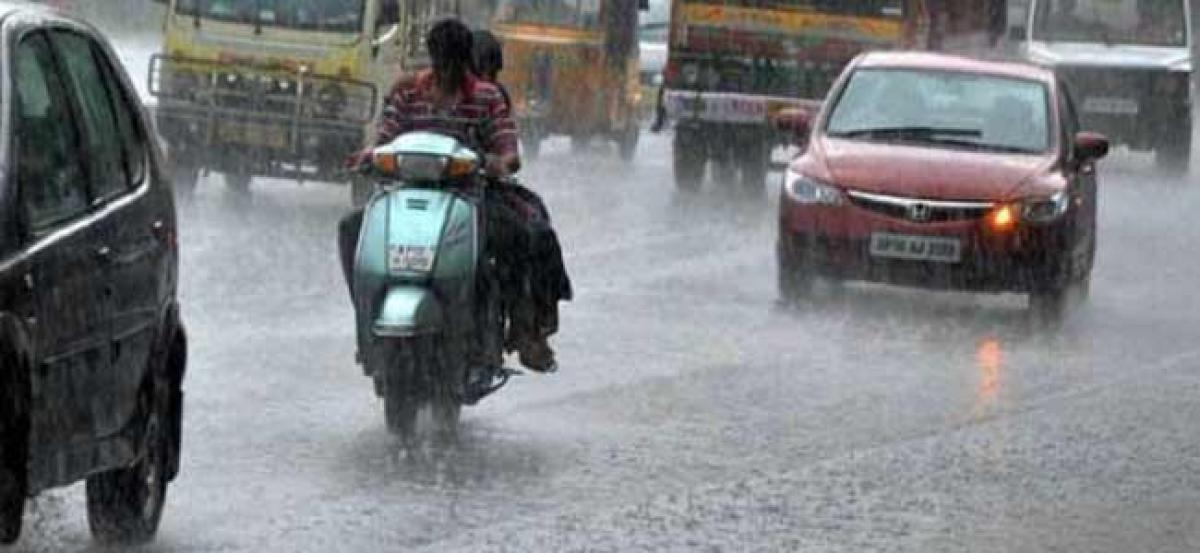 Telangana to witness moderate showers in next 48 hours