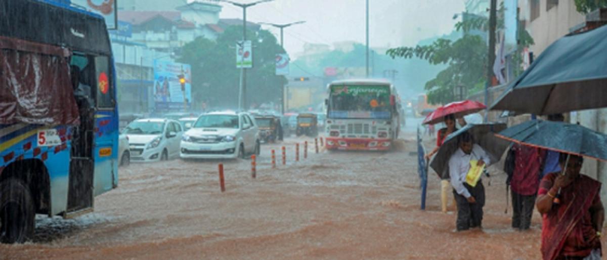 Rains continue to lash Bengaluru