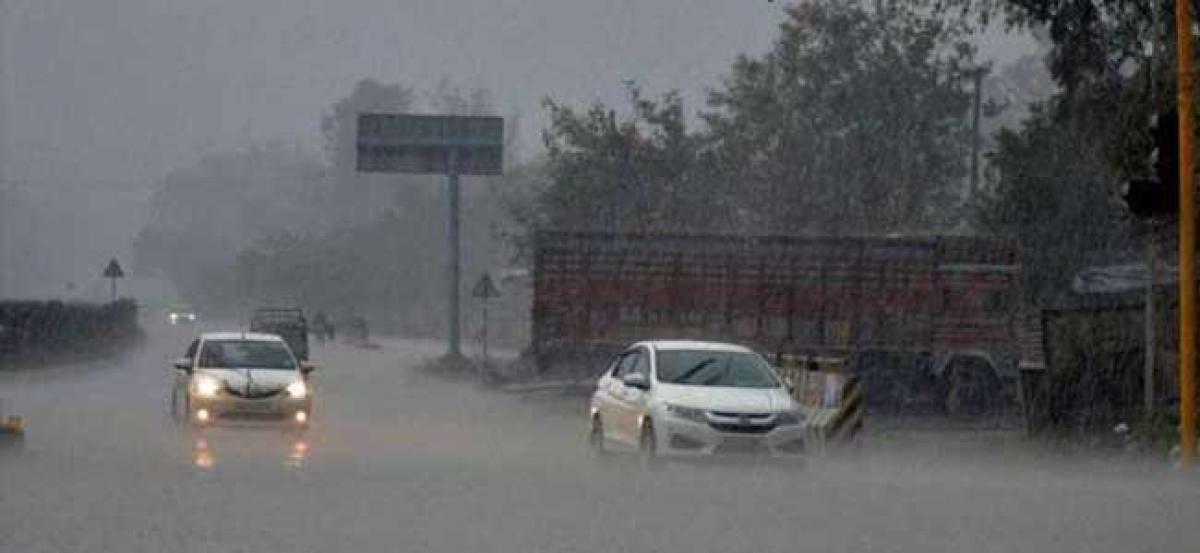 Sunshine in Punjab, Haryana after 3 days of rain