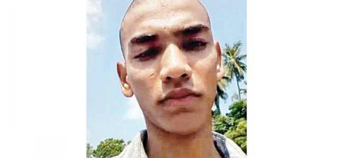 Upset over fathers alcohol addiction, boy kills self after taking selfie video in Rajahmundry