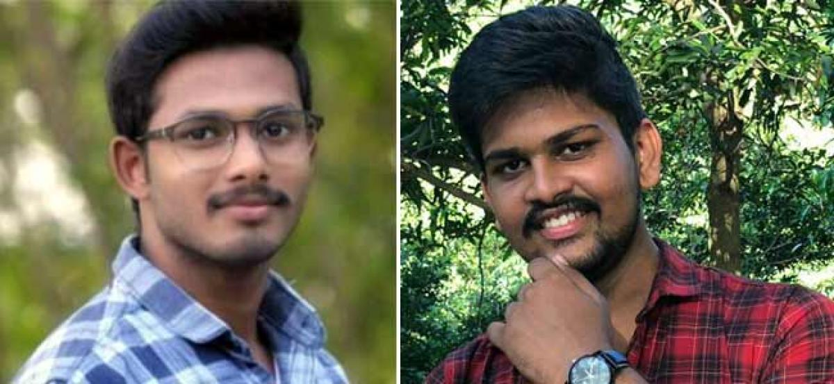 Two engineering students drowned in Madduvalasa