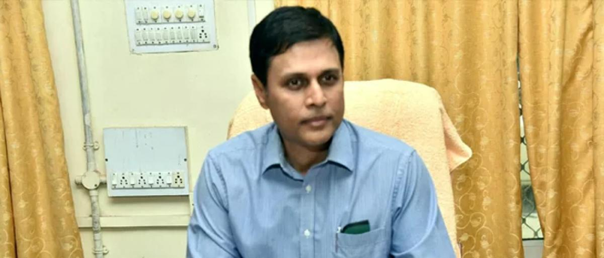 Chief Electoral Officer Rajat Kumar to meet political parties today