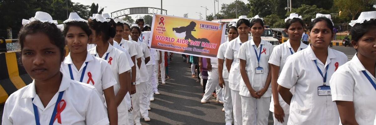 Rallies, workshops, seminars mark World AIDS Day