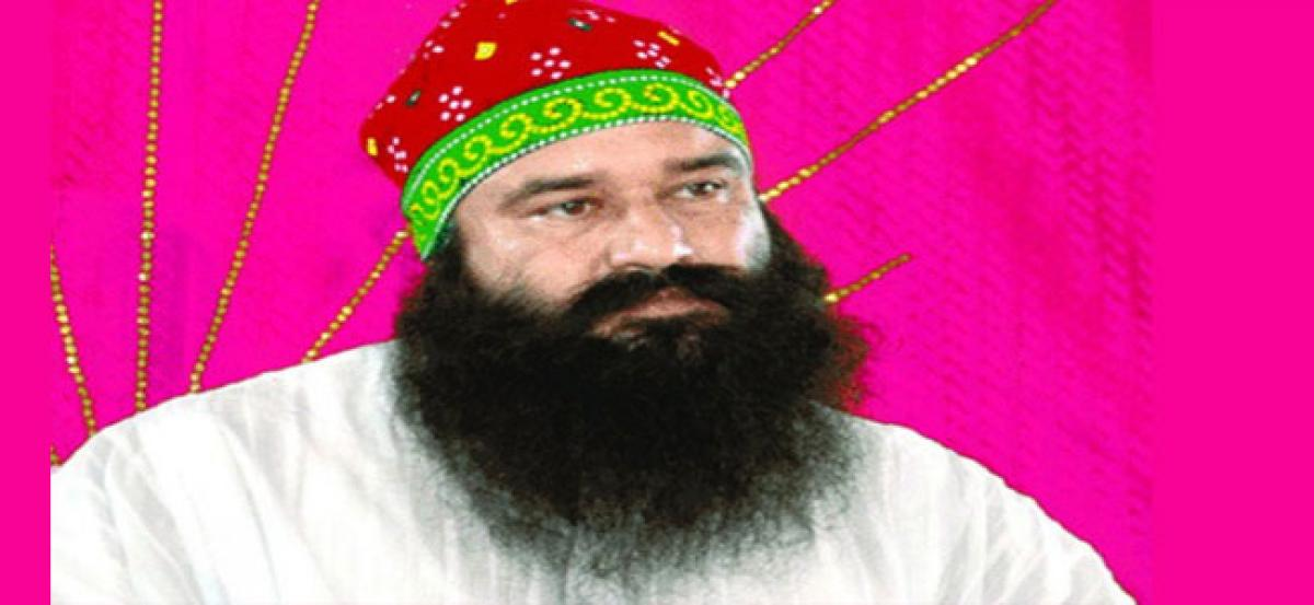 Ram Rahim News: Dera chief Gurmeet Ram Rahims sentencing