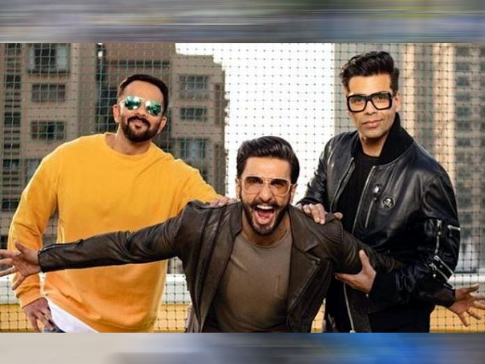 Working with Simmba team has spurred tremendous growth in me as a performer says Ranveer Singh