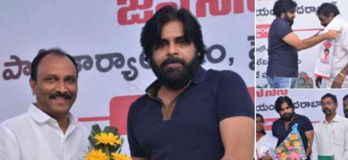 Ex-MLA Rapaka Varaprasad to join Jana Sena
