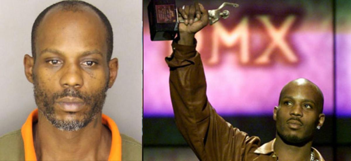 Rapper DMX charged with tax evasion - U.S. prosecutors