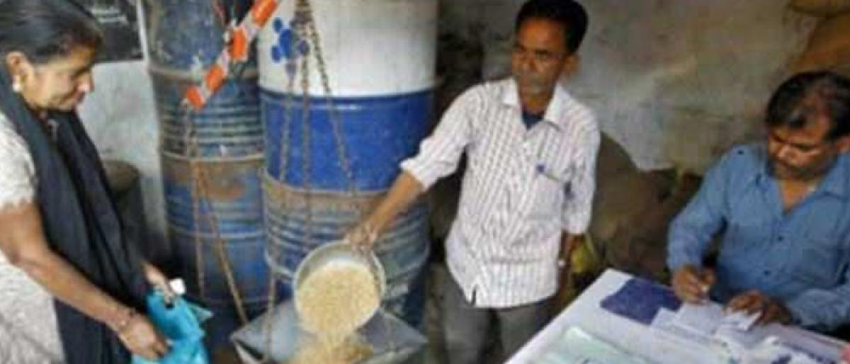Talks with fair-price dealers in Vikarabad prove futile