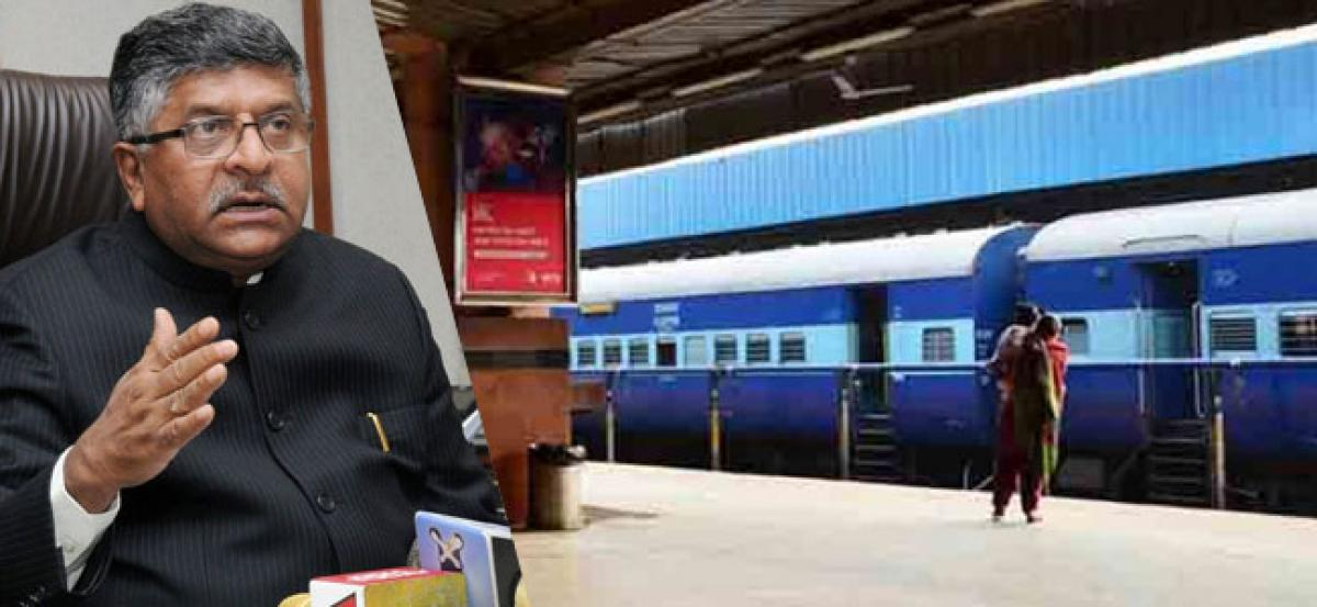 Cabinet nod for railways plans to commercially develop space at stations
