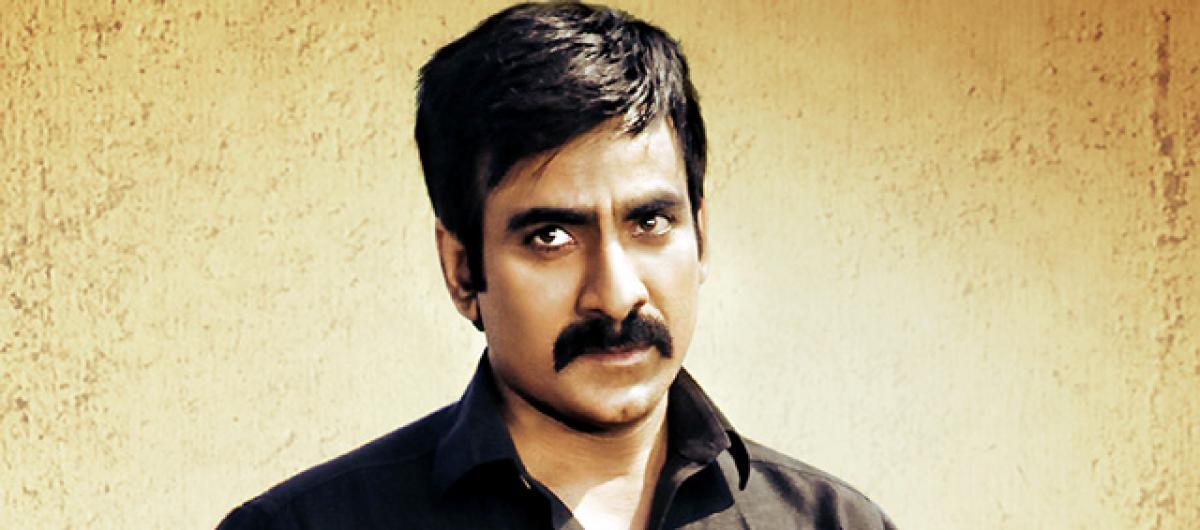 Ravi Teja opens about his brother's death
