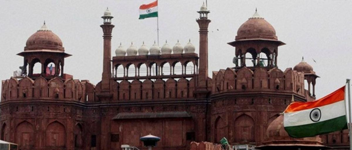 Ahead of Independence Day, heavy security blanket covers Delhi