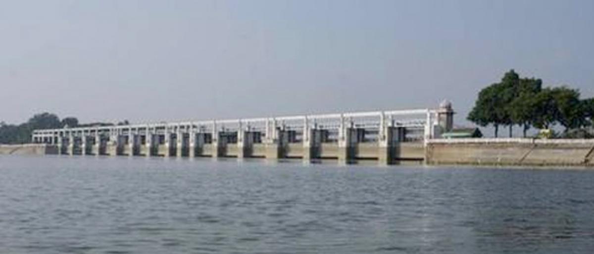 Krishna water to Madakasira by month end via Jeedipalle