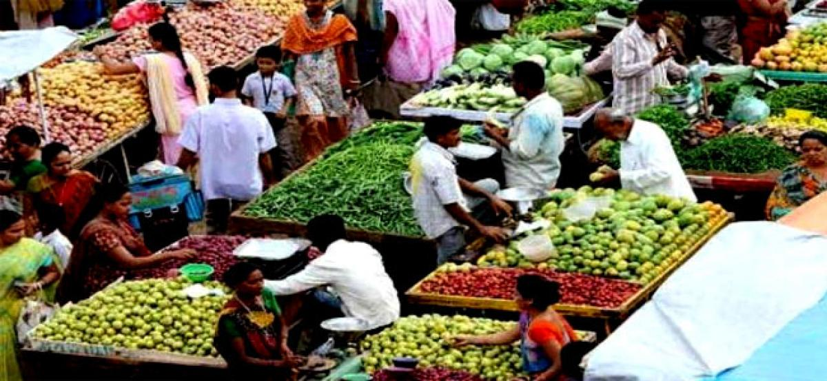 Retail inflation accelerates to 5 per cent in June