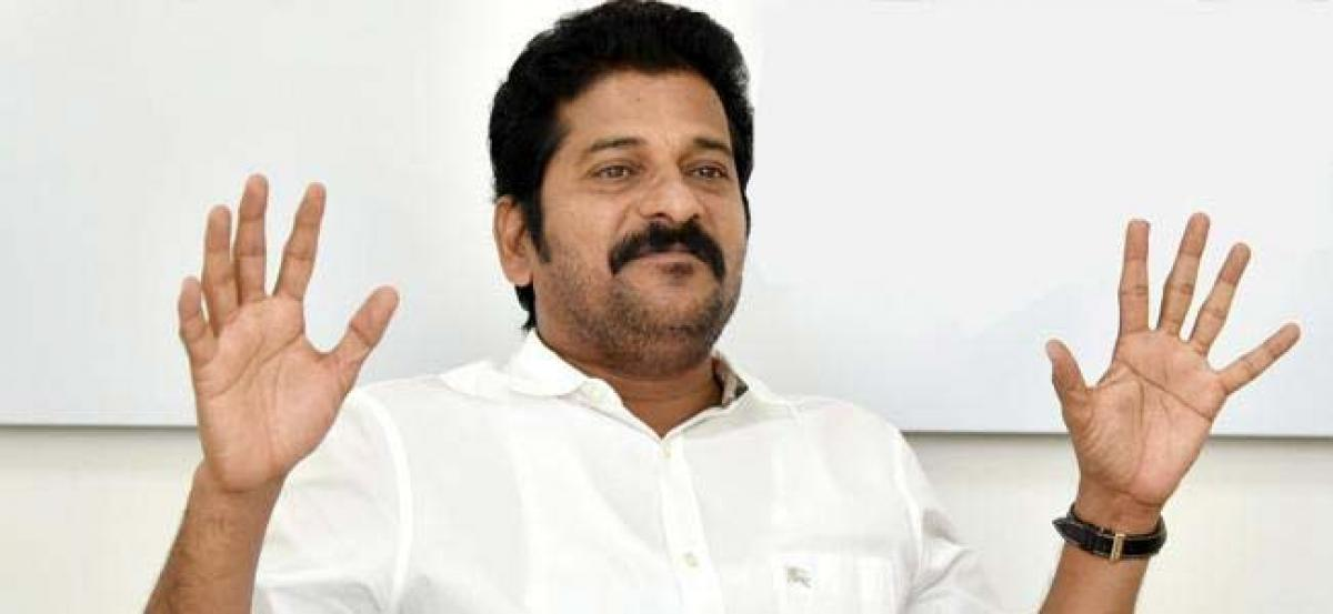 Revanth Reddy gets legal notice over Jubilee Hills housing society case
