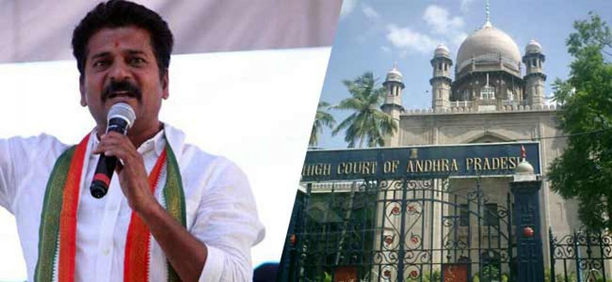 HC directs Election Commission to provide central security force to Revanth Reddy