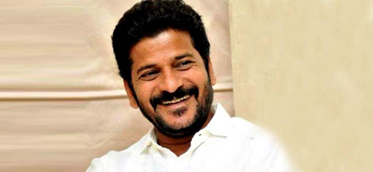 Revanth Reddy Quits MLA post !