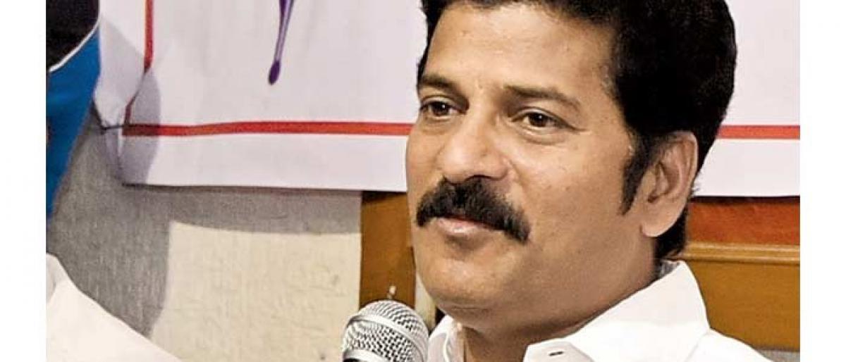 Revanth Reddy sees KCR-Adani nexus in CG power deal