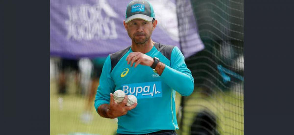 Ponting suggests shot clock to tackle declining over rate