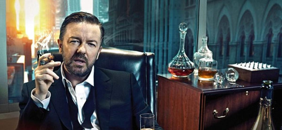 Fame is ruthless: Ricky Gervais