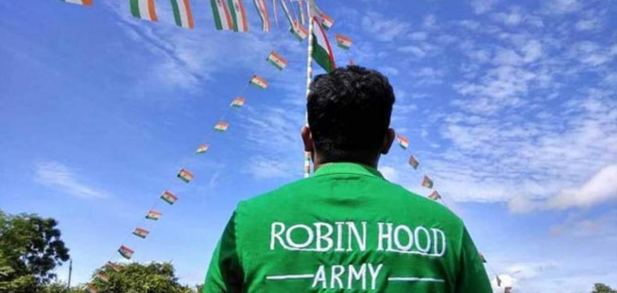 Robinhood This! A model of courage and generosity