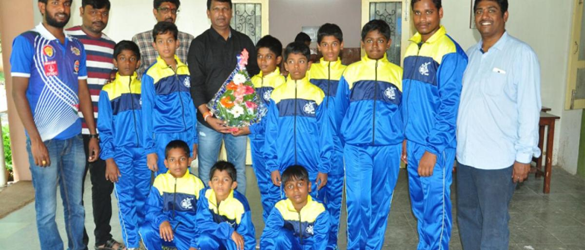 Telangana to go all out in rollball nationals
