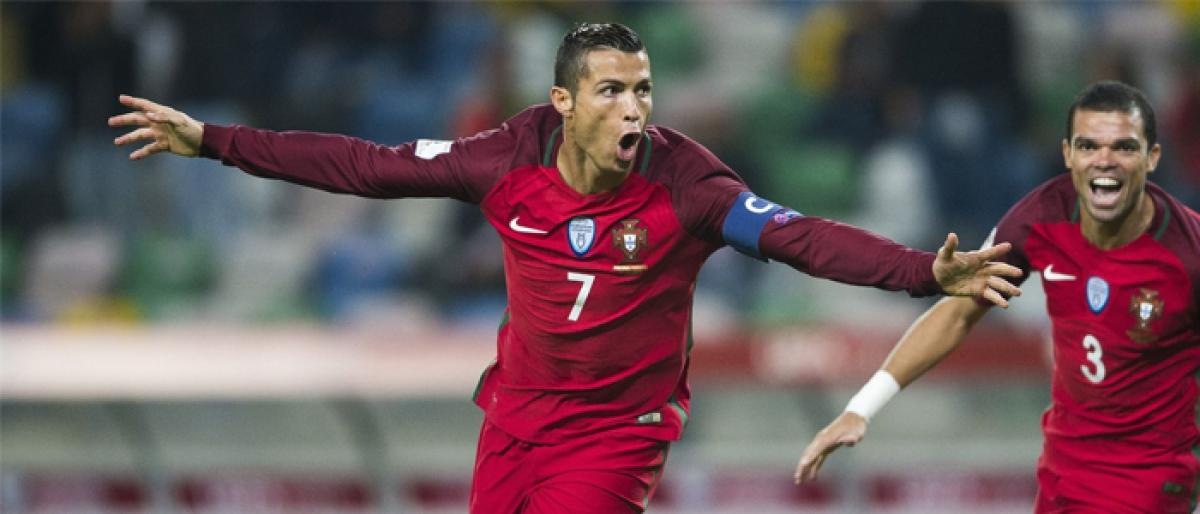 Portugal drop tainted Ronaldo