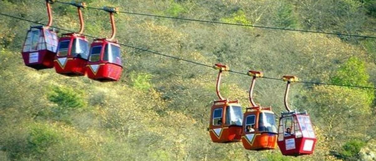 No headway in Warangal Municipal Corporation push for Bhadrakali-Padmakshi ropeway