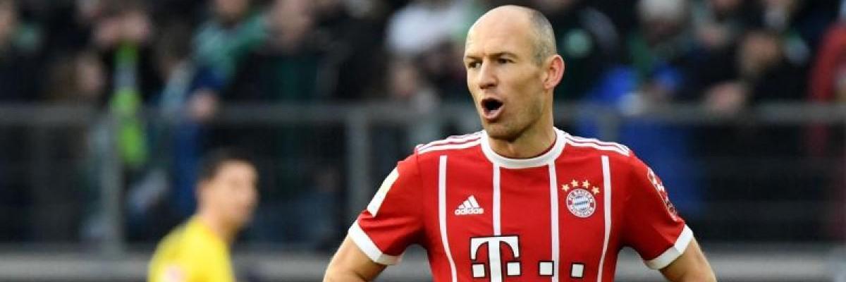 Robben mulls June retirement, to quit Bayern
