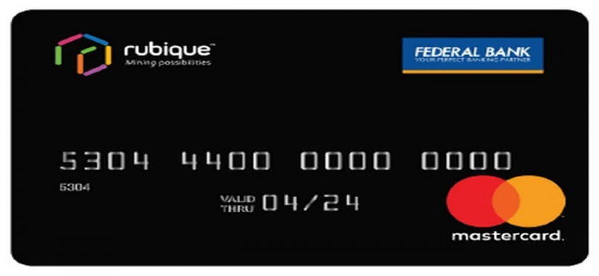 Rubique, MatchMove India launch prepaid card