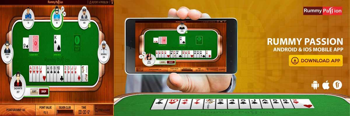Rummy Passion Launches Gamers' Favourite free Rummy Mobile App