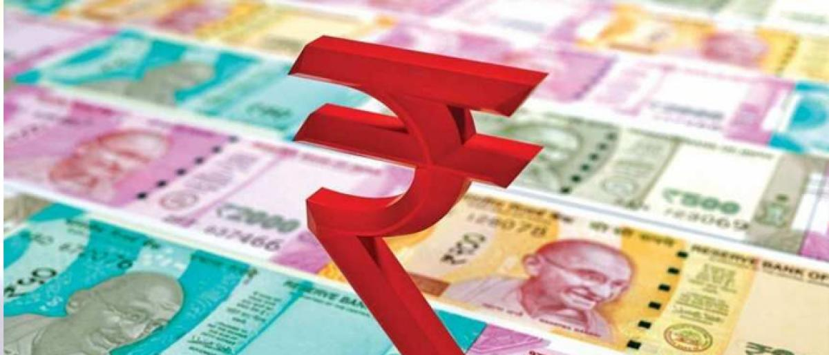 Rupee heads to 73 vs dollar as crude oil prices rise