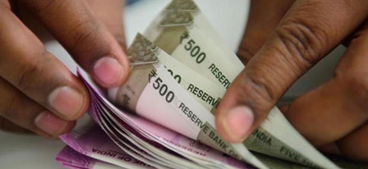 Rupee falls to its all time low of 70.32