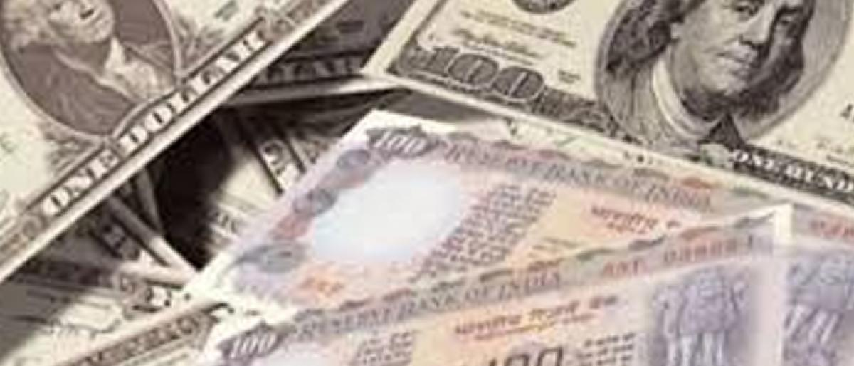 Down 37 paise again, rupee at a fresh lifetime low of 71.58 vs dollar