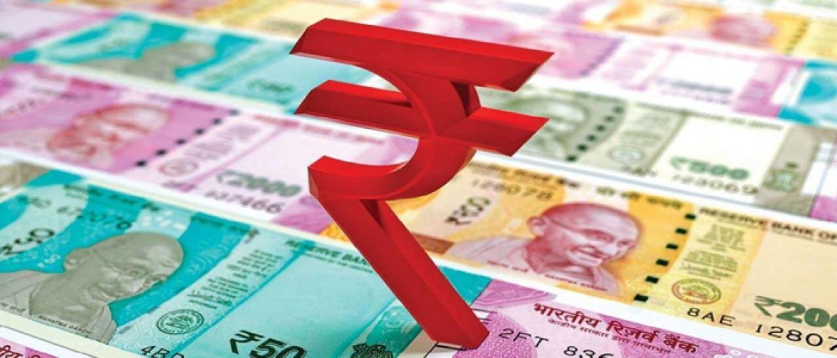 Rupee at record low of 73.58 vs Dollar